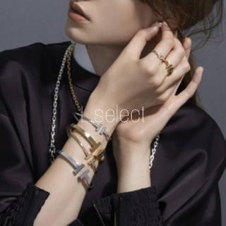 アダムエロぺ(Adam et Rope')のSilva様専用 399.T wire cz bracelet【silver】(ブレスレット/バングル)