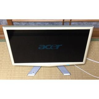 Acer - Acer PCディスプレイ P223W