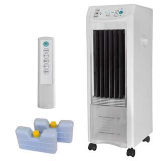 UPS 冷風扇 エアコンより電気代が安くて 扇風機よりも涼しい