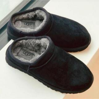 FRAMeWORK - UGG CLASSIC SLIPPER   黒23⭐︎新品