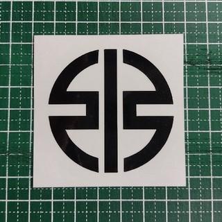 #★新品 川崎重工業/リバーマーク オリジナルカッティングステッカー/デカール(ステッカー)