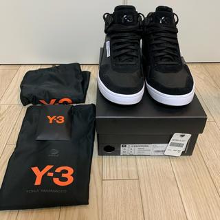Y-3 - 新品Y-3定価48400円Yohji Yamamoto スニーカー27.5cm