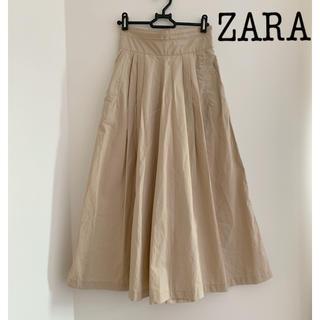 ZARA - ZARA ガウチョパンツ スカーチョ