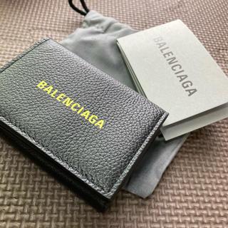 Balenciaga - [新品]BALENCIAGA バレンシアガ ミニウォレット 三つ折り財布
