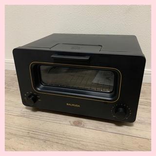 【バルミューダ】BALMUDA The Toaster ブラック トースター