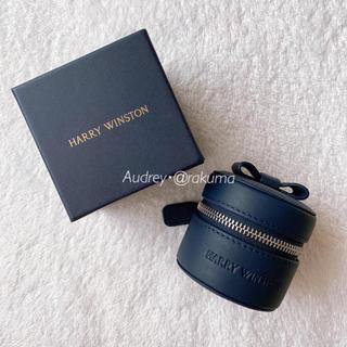 HARRY WINSTON - ハリーウィンストン 非売品 リボン リングケース ジュエリーケース 指輪