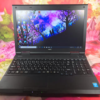 NEC - NECノートパソコン本体 VK25TX-H
