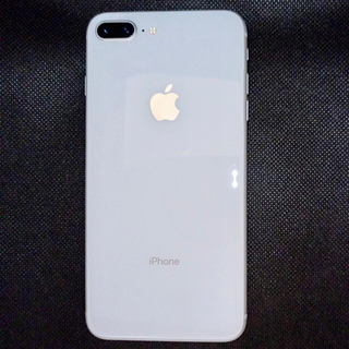 iPhone - 【超美品】iPhone8Plus 256GB シルバー SIMフリー