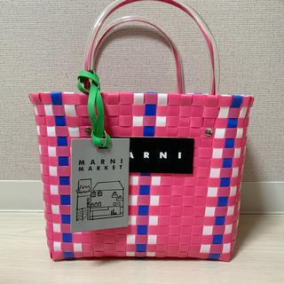 Marni - ピクニックバック ピンク