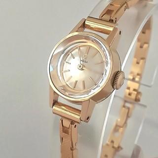 OMEGA - ⭐OH済 綺麗 オメガ 新品ブレス レディース ウォッチ時計 ワンピ 着物 美品