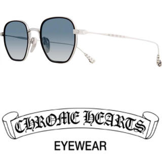 Chrome Hearts - 国内正規品 クロムハーツ BONE PRONE サングラス メガネ