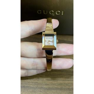 Gucci - ☆超美品☆ グッチ GUCCI 128.5 レディース 時計 腕時計 稼働中
