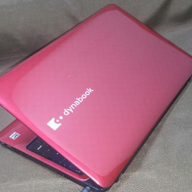 東芝(トウシバ)の高スペック i5/高速SSD/ノートパソコン/最新Windows10 スマホ/家電/カメラのPC/タブレット(ノートPC)の商品写真