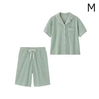 GU - 新品 GU ジーユー SABON サボン パジャマ Mint ミント M