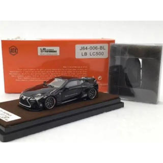 JEC 1/64 LB Works LC500h Wide body Black