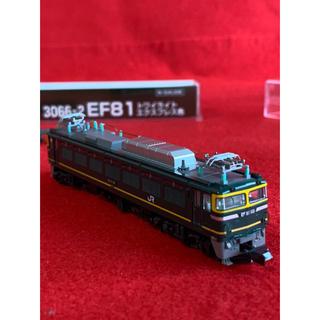 KATO  Nゲージ 3066-2  EF81トワイライト