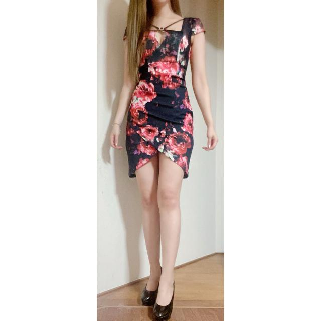Andy(アンディ)のAndy♡GLAMOROUS♡高級♡ミニドレス♡谷間見せ レディースのフォーマル/ドレス(ミニドレス)の商品写真