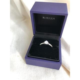 ニワカ(俄)のNIWAKA 俄 睡蓮 指輪(リング(指輪))