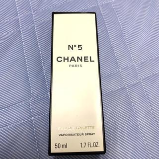 CHANEL - シャネル No5  (50ml)
