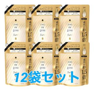 ピーアンドジー(P&G)のレノア オードリュクス イノセント つめかえ用 600ml 12袋(洗剤/柔軟剤)