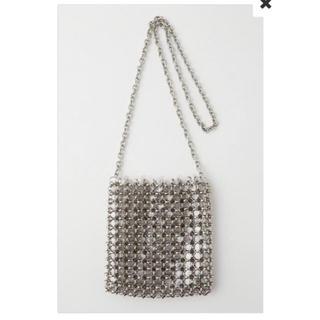 moussy - 【求】moussy clear metal shoulder bag