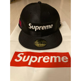 Supreme - Supreme 16ss Dazzle Box Logo New Era Cap