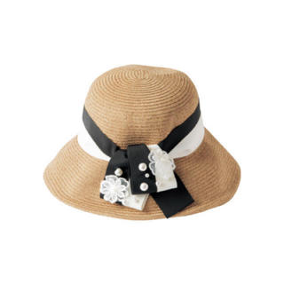 Chesty - chesty チェスティ Washable Lady Hat ブラウン