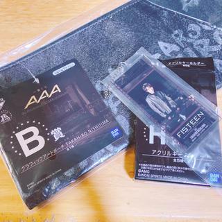 AAA - AAA 15th 一番くじ 西島隆弘 セット