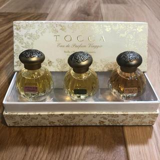 トッカ(TOCCA)のTOCCA ミニオードパルファムセット(香水(女性用))