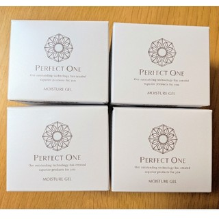 パーフェクトワン(PERFECT ONE)の新日本製薬 パーフェクトワン モイスチャージェル 75g 4個セット(美容液)