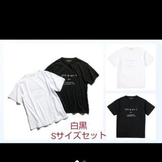 アニエスベー(agnes b.)の日向坂46 ドキュメンタリー映画『3年目のデビュー』 Tシャツ 白黒 Sサイズ(アイドルグッズ)