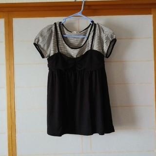 ハニーズ(HONEYS)のレディーストップス(Tシャツ(半袖/袖なし))