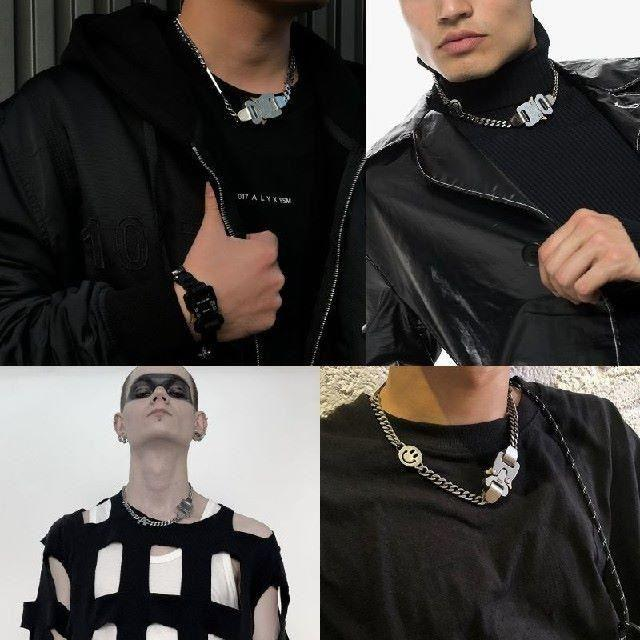 dude9 alyx アリクスタイプ ヒーローネックレス メンズのアクセサリー(ネックレス)の商品写真