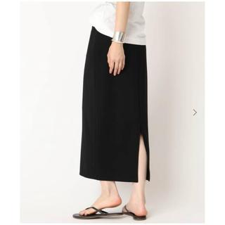 DEUXIEME CLASSE - 新品 ジャージータイトスカート 36 ブラック