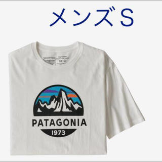 patagonia - パタゴニアメンズ フィッツロイ スコープ  Tシャツ ( WHI / S