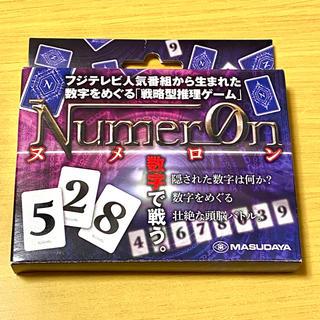 ヌメロン カードゲーム(その他)