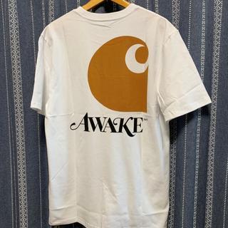 carhartt - Carhartt wip AWAKE コラボTシャツ カーハート