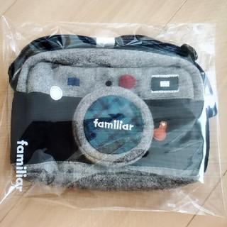 familiar - 新品 ファミリア ポシェット カメラ