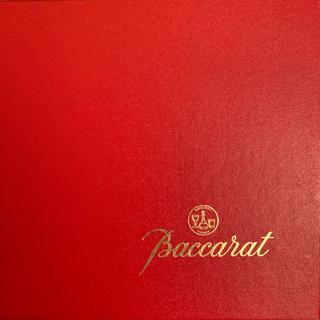 バカラ(Baccarat)の✯ 最高級 逸品 Baccarat ポリーヌ ベース クリスタル 置物 花瓶 ✯(花瓶)