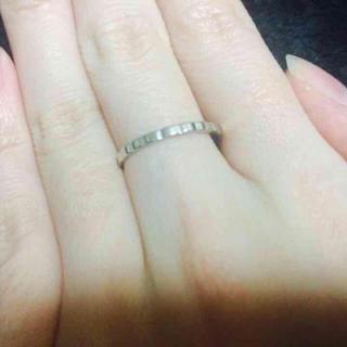 シルバー♡リング(リング(指輪))