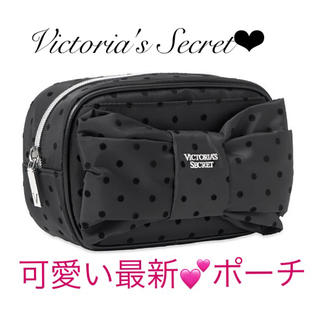 Victoria's Secret - 格安‼️早い者勝ち VS 可愛いポーチ❤︎新品