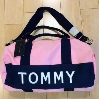 トミーヒルフィガー(TOMMY HILFIGER)の新品☆TOMMY HILFIGER トミーヒルフィガー ボストンバッグ(ボストンバッグ)