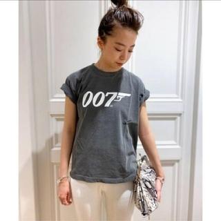DEUXIEME CLASSE - 【GOOD ROCK SPEED/グッドロックスピード】007Tシャツ