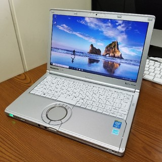Panasonic - レッツノート CF-SX3 新品SSD120GB office付