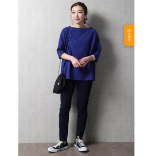 FREAK'S STORE - フリークスストア 半袖バスクTシャツ ブルー