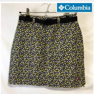 Columbia - Columbia ★ 花柄スカート フェス 登山 アウトドア