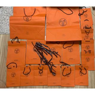 Hermes - 美品❗️エルメス紙袋/ショップ袋、リボン