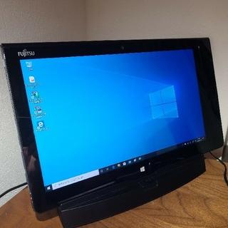 フジツウ(富士通)の富士通 Windows10 LTE内蔵タブレット フルHDペン対応液晶(タブレット)