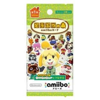 Nintendo Switch - どうぶつの森 amiiboカード 第1弾 2パック
