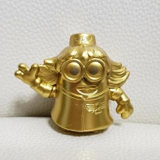 ミニオン(ミニオン)のマクドナルド★ミニオンズ CAちゃん GOLD (キャラクターグッズ)